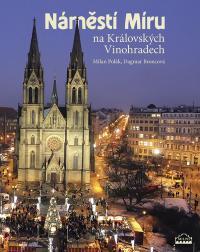 Náměstí Míru na Královských Vinohradech - obálka knihy
