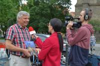 Rozhovor s Praha TV