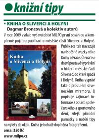 Kniha o Slivenci a Holyni - recenze