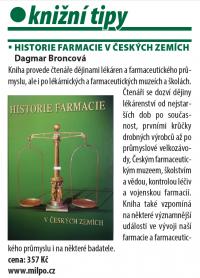 Historie farmacie recenze