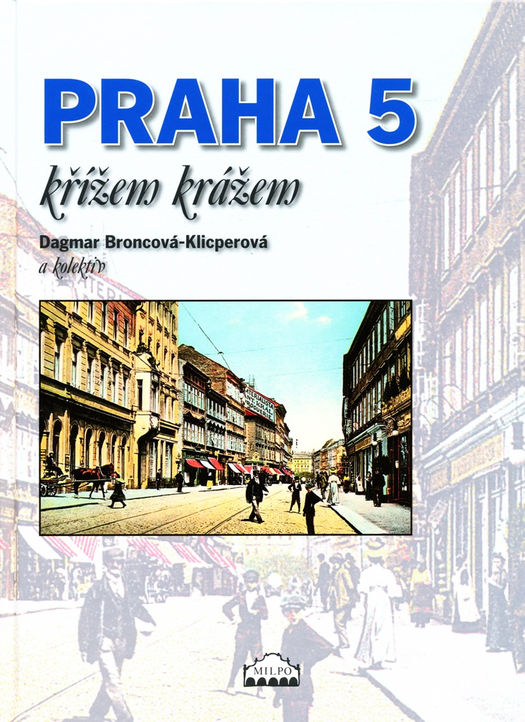 Praha 5 křížem krážem