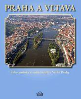 Praha a Vltava - Řeky, potoky a vodní nádrže Velké Prahy